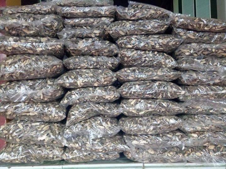 Đóng gói bảo quản an xoa khô